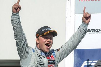 Felix Rosenqvist gets Mercedes DTM role and GT race programme