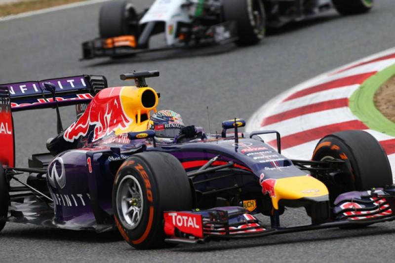 Spanish GP: Red Bull's Sebastian Vettel buoyed by charge to fourth