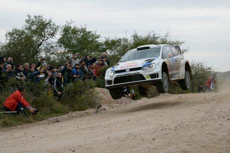 Rally Argentina: Jari-Matti Latvala claims second win of 2014
