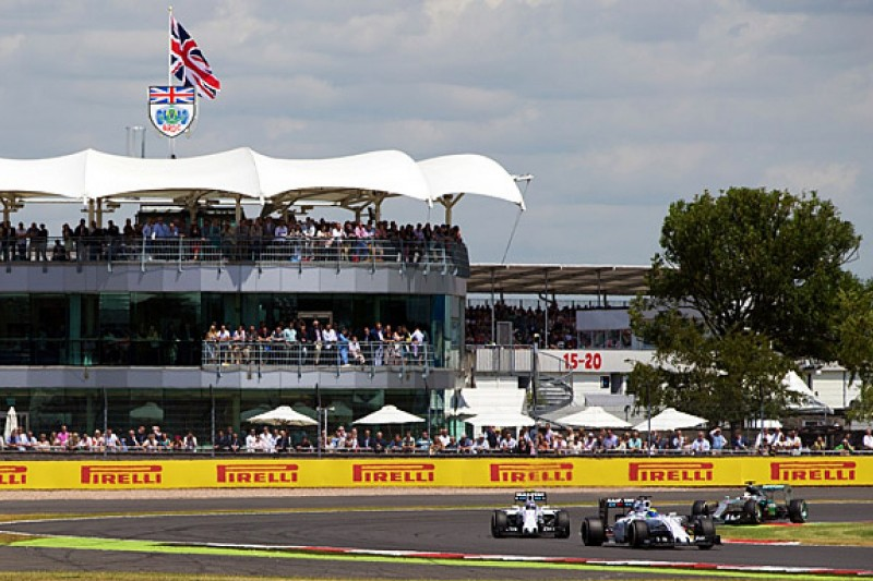 Silverstone sale to Jaguar Land Rover 'well down the road'