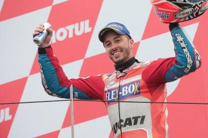 Dovizioso: Last-lap strategy key to winning Motegi MotoGP battle