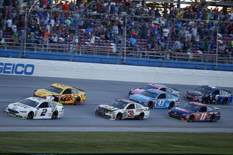 Talladega NASCAR: Brad Keselowski wins after three red flags