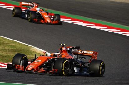 Stoffel Vandoorne was 'exposed' alongside Fernando Alonso - McLaren