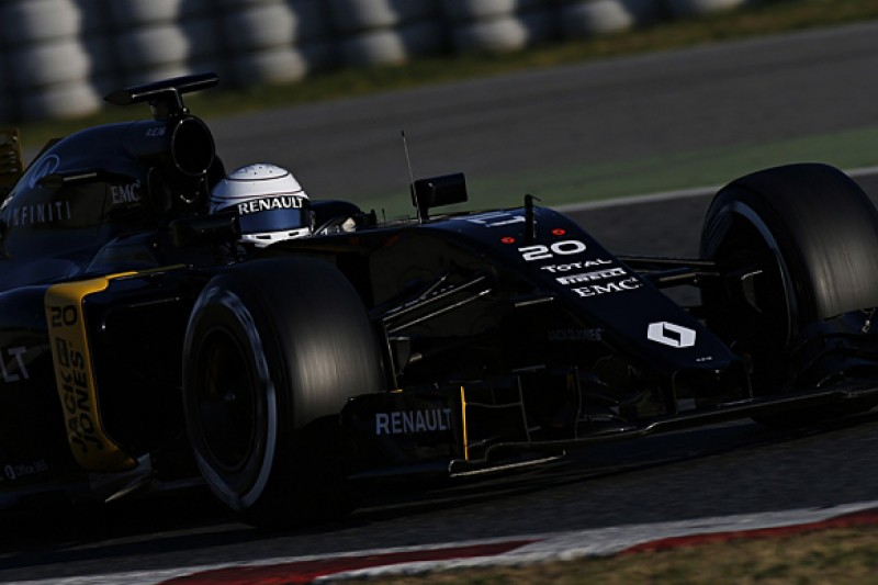 Kevin Magnussen felt no rust as he made F1 comeback with Renault