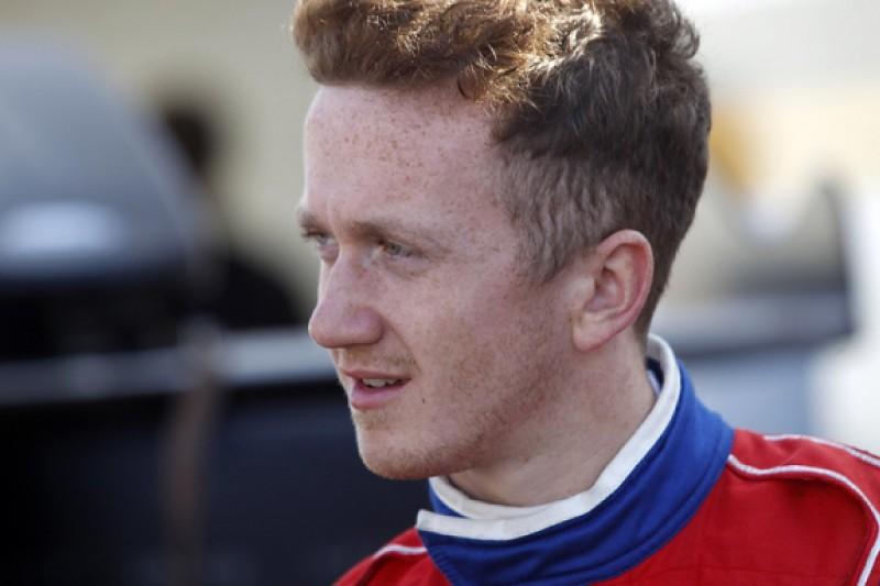 Collard replaces Herta in Carlin's BRDC Formula 4 line-up