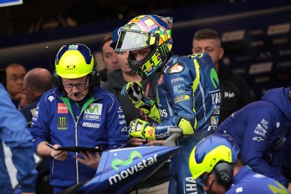 MotoGP Motegi: Heavy race crash left Rossi with 'pain everywhere'