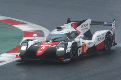 Toyota: Lead car didn't need to pit again if Fuji WEC race resumed