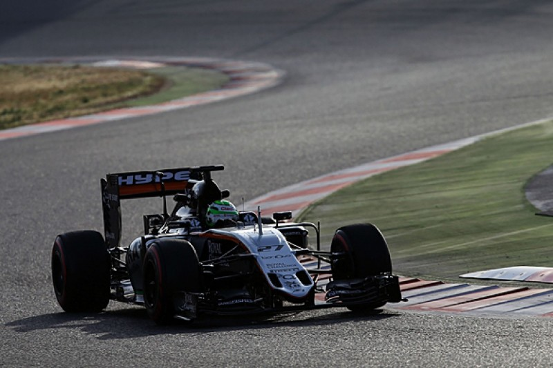Barcelona F1 testing: Force India's Hulkenberg on top, Haas second