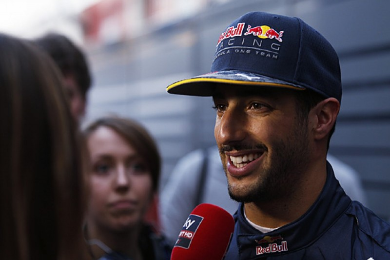 Pirelli's new ultra-soft a 'good step' reckons Red Bull's Ricciardo