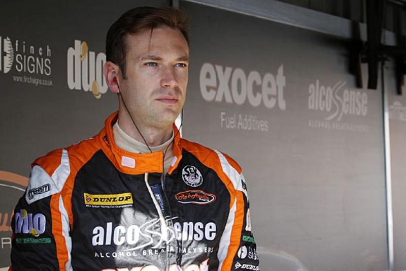 Hunter Abbott switches to Power Maxed Chevrolet in BTCC