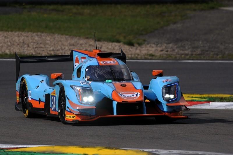 LMP2 builders Ligier, Dallara and Riley/Multimatic allowed changes