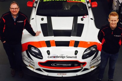 Wylie switches from McLaren junior to Motorbase Aston in British GT