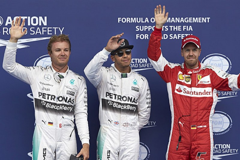 F1 qualifying: Promoters wanted shake-up to improve the show