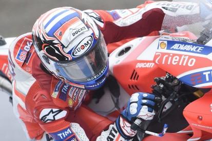 MotoGP Motegi: Dovizioso beats Marquez in wet epic to cut points gap