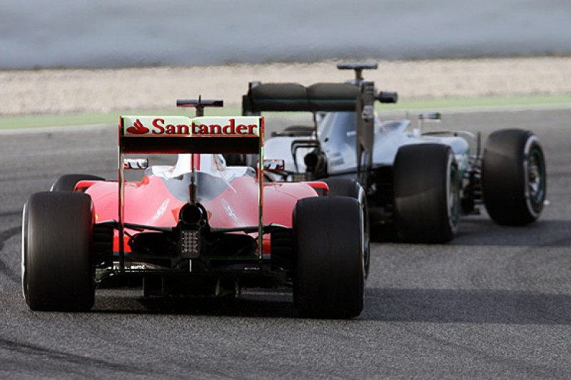 Ferrari to bring in an evolution of 2016 F1 engine for Australian GP