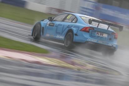 WTCC Ningbo: Volvo's Girolami claims maiden series pole