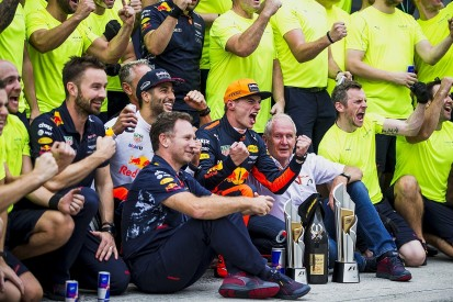 Max Verstappen should build Red Bull F1 team around him – Horner