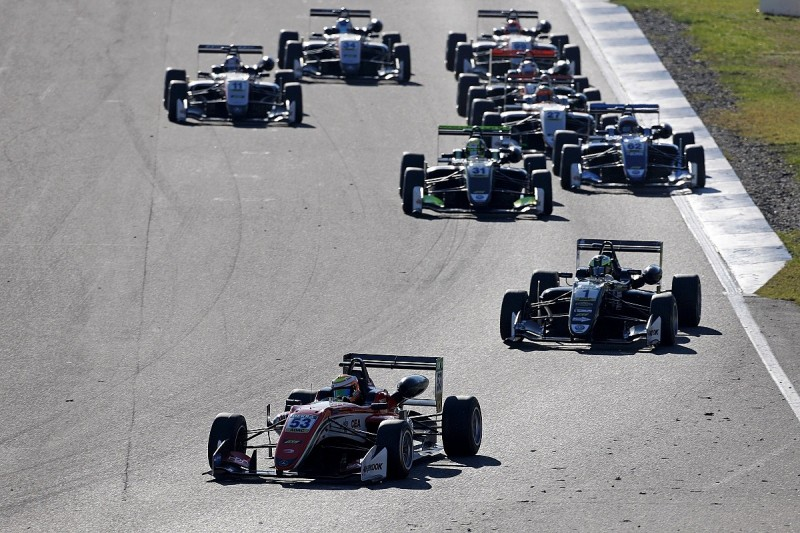 Euro F3 Hockenheim: Norris takes 2017 title, Eriksson wins race one