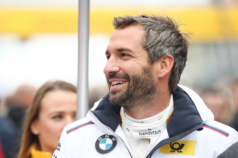DTM Hockenheim: Timo Glock pips Maxime Martin to pole for race one