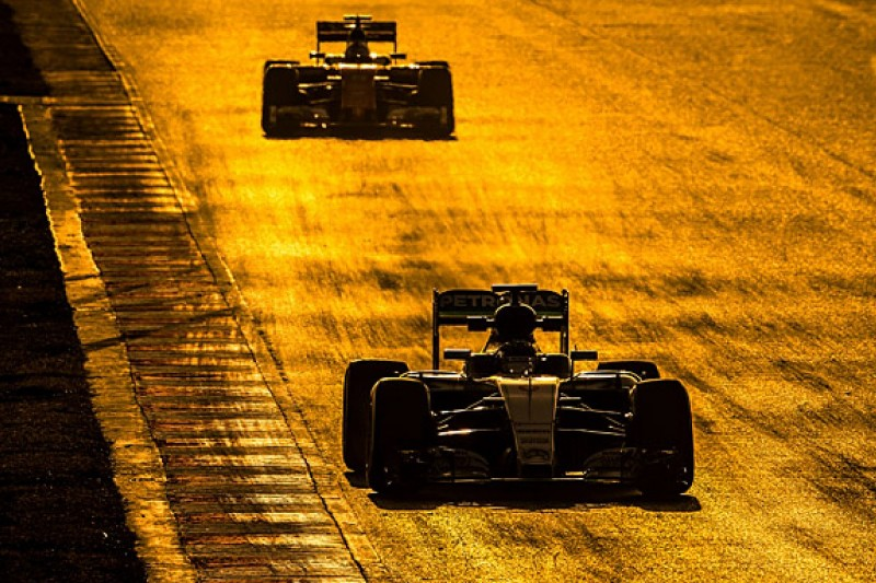 F1 teams agree to make cars three seconds faster for 2017