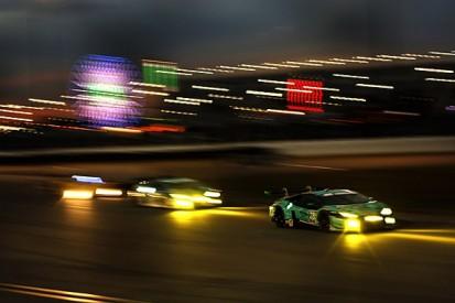 Lamborghini punished for Daytona 24 Hours sandbagging
