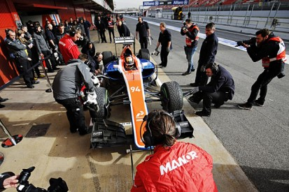 Manor wants to remain a small team in Formula 1