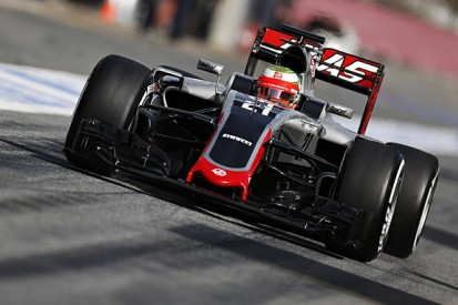 Haas F1 team working on permanent fix for front wing failure