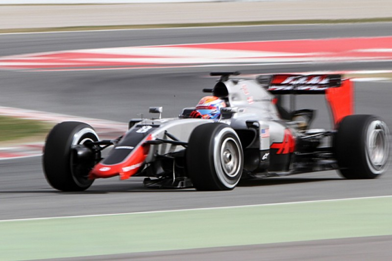 Haas Formula 1 team has fix for front wing failure ready