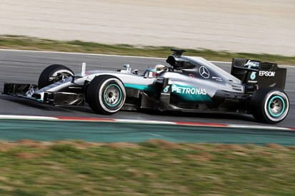 Mercedes to try 'unusual' parts in Barcelona F1 testing