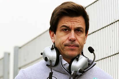 Toto Wolff: Formula 1's 2017 rules revolution would be a big risk