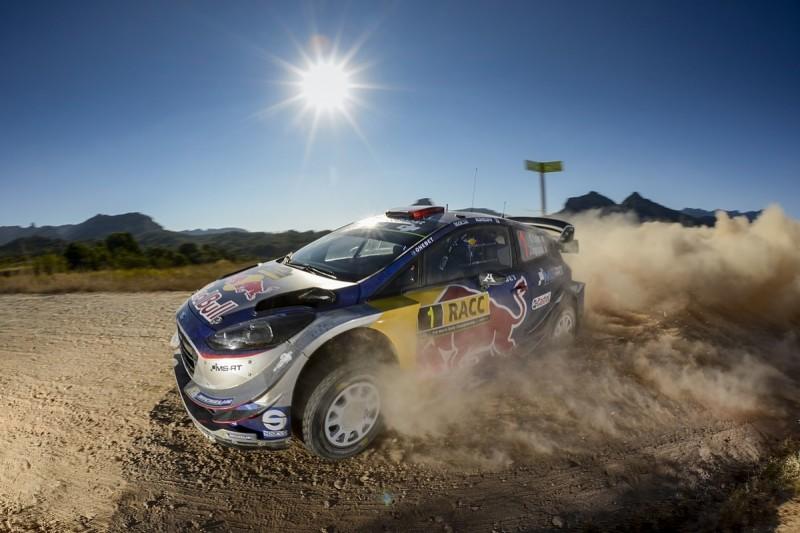 Sebastien Ogier keen to prevent WRC title battle going to Australia
