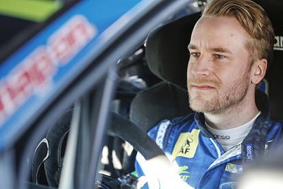 World Rally Championship driver Mads Ostberg to make ERC debut