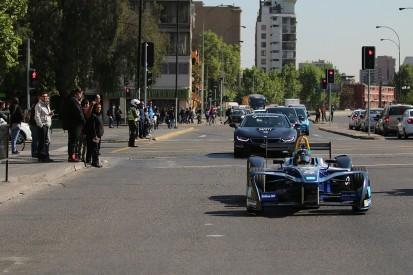 Eliseo Salazar gets Formula E run as Santiago 2018 track revealed