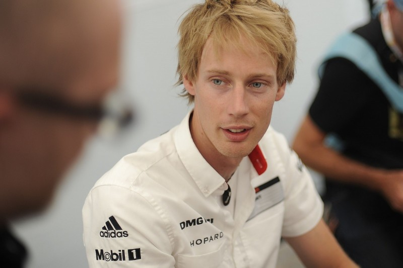 Brendon Hartley favourite to race for Toro Rosso in US GP