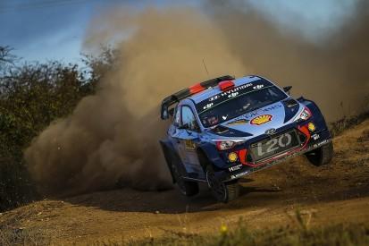 Sordo out as Hyundai drops to three cars for WRC Rally Australia