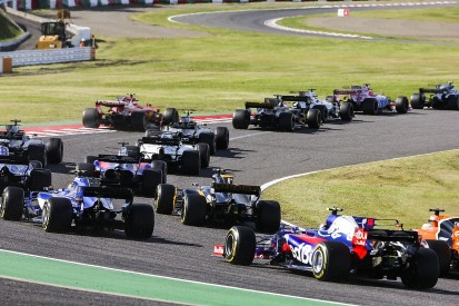 Oil burning making mockery of F1's green credentials - Red Bull