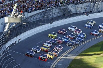 Daytona 500: Denny Hamlin denies Martin Truex Jr in closest finish
