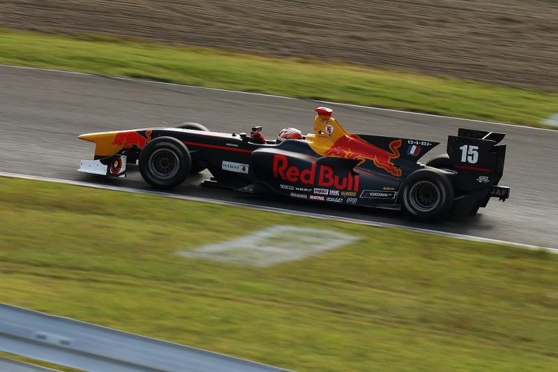 Toro Rosso F1 driver Gasly to skip US GP for Super Formula finale