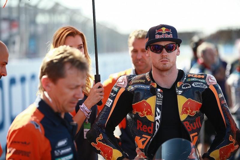 Bradley Smith: New KTM MotoGP deal solves 'awkward situation'