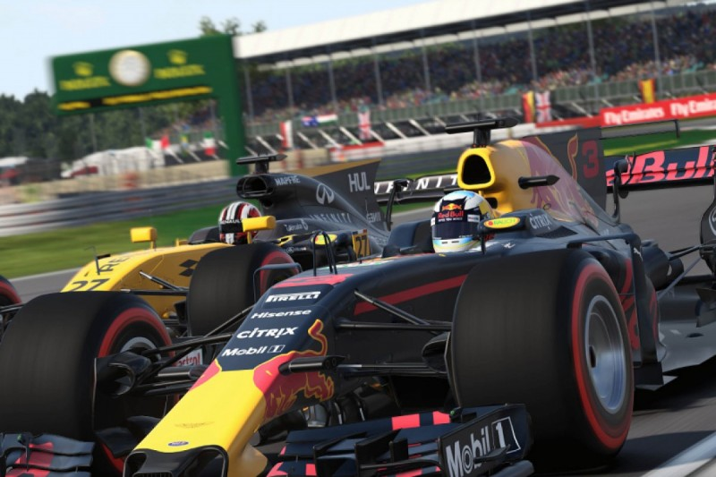 Codemasters announces F1 2017 game update including new car designs