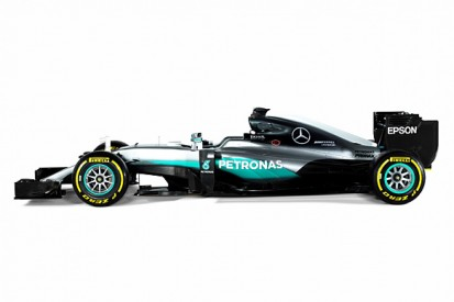 Mercedes F1 car will be nearly in Melbourne spec when tests start