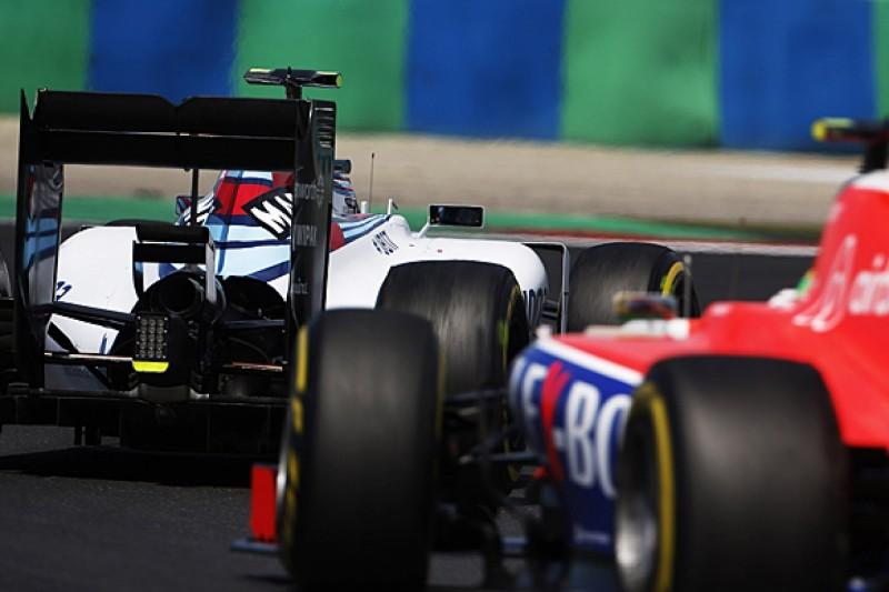 Mercedes' F1 customer teams get engine equality for Melbourne