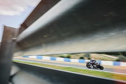 Randy de Puniet makes debut as KTM MotoGP tests continue