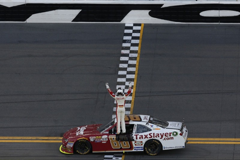 NASCAR Xfinity win no help for Daytona 500, polesitter Elliott says