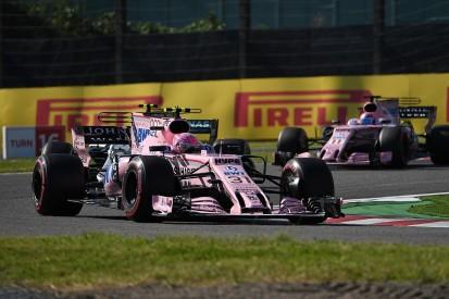 Force India team says Ocon still needs to improve racecraft in F1
