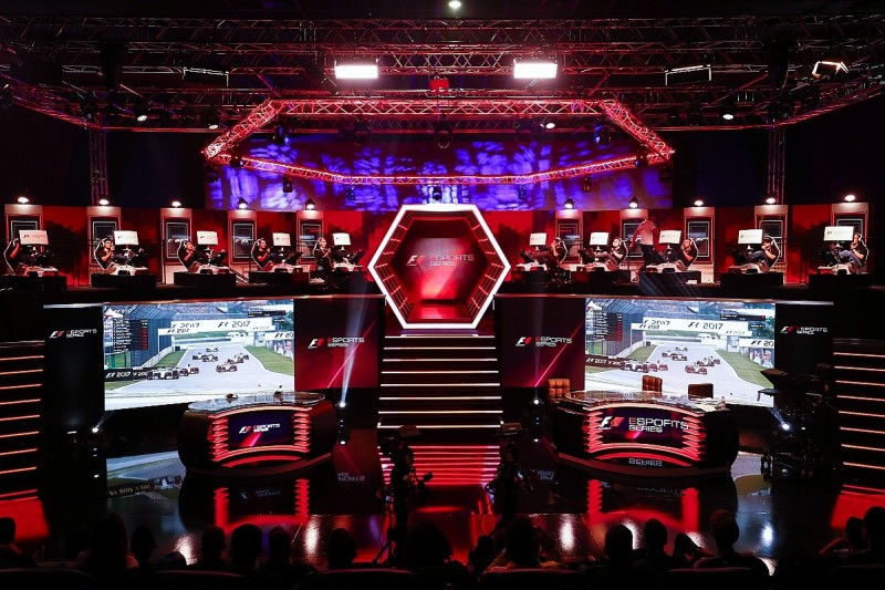 Finalists confirmed for first F1 eSports final in Abu Dhabi