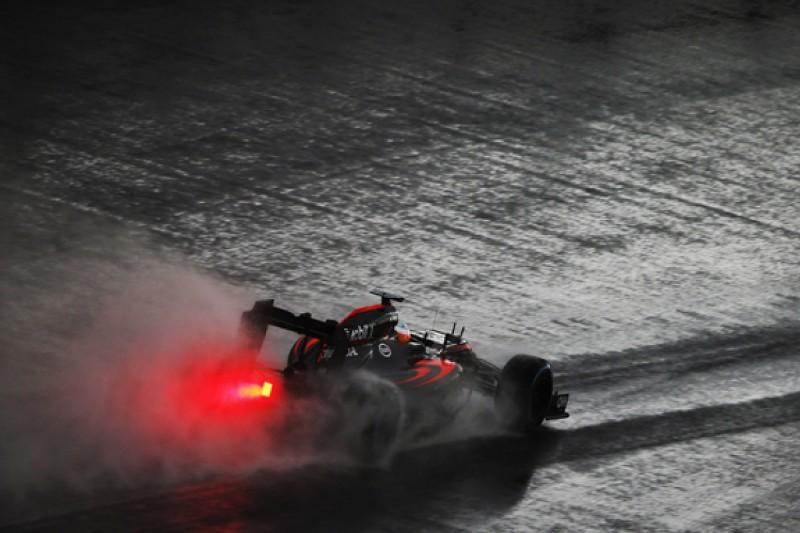 What is success for McLaren-Honda in the 2016 Formula 1 season?