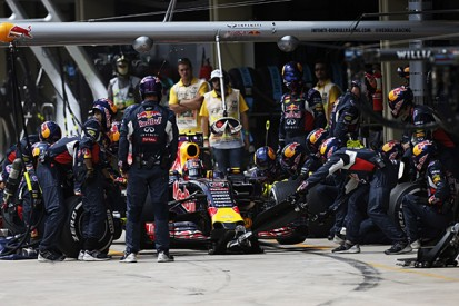 Adrian Newey: New F1 tyre rules good for Red Bull