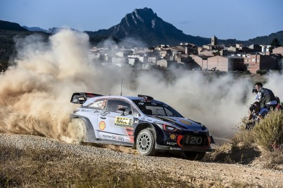 Neuville says WRC title hopes 'finished' after Catalunya retirement