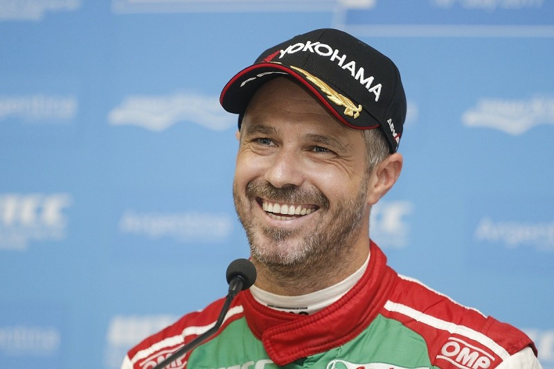 Honda's WTCC points leader Tiago Monteiro ruled out of China round
